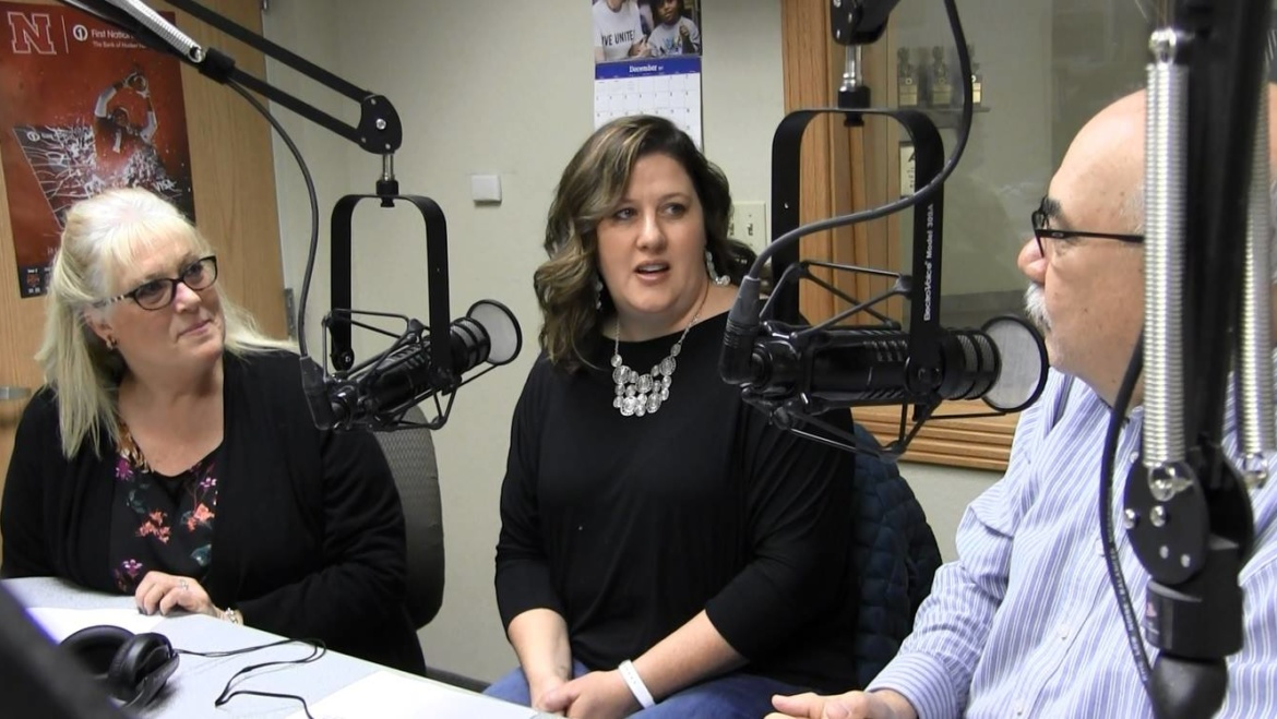 Sam & Louie's in Scottsbluff and United Way of Western Nebraska on KNEB's News Extra